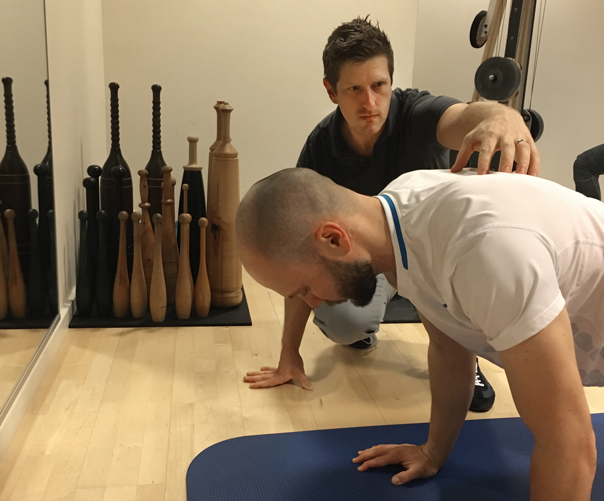 Personal Training Berlin-Mitte