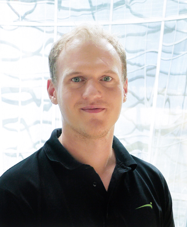 Jacob Adam Physiotherapeut Six One Physio Concept Berlin-Mitte
