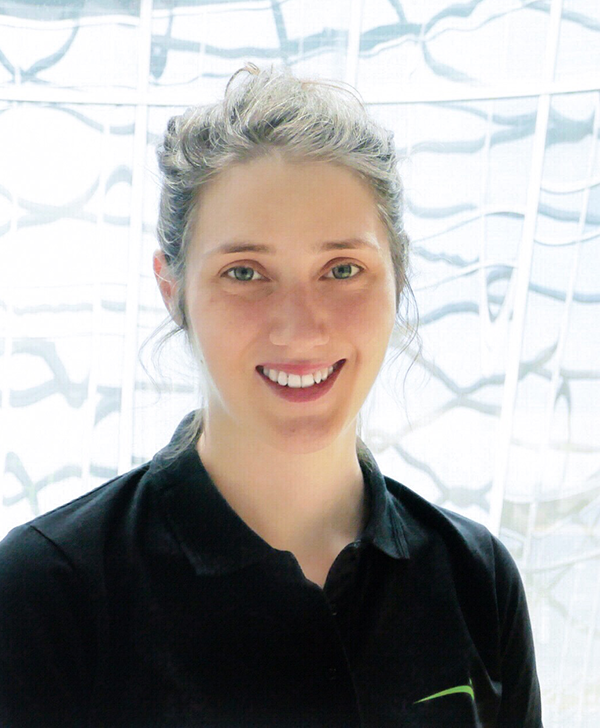 Francesca Freyburg Physiotherapeutin Six One Physio Concept Berlin-Mitte