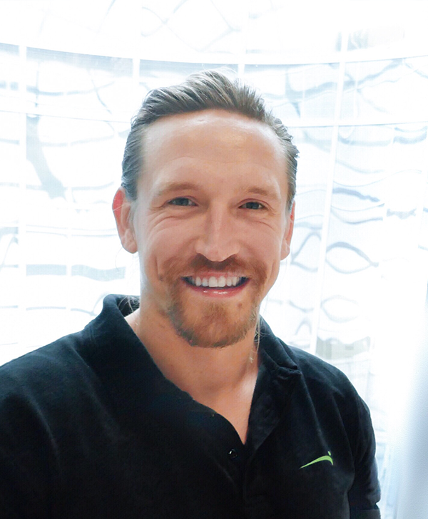 Sebastian Hempe Physiotherapeut Six One Physio Concept Berlin-Mitte