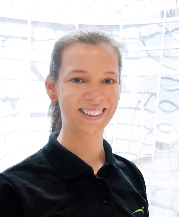 Inga Hesse Physiotherapeutin Six One Physio Concept Berlin-Mitte