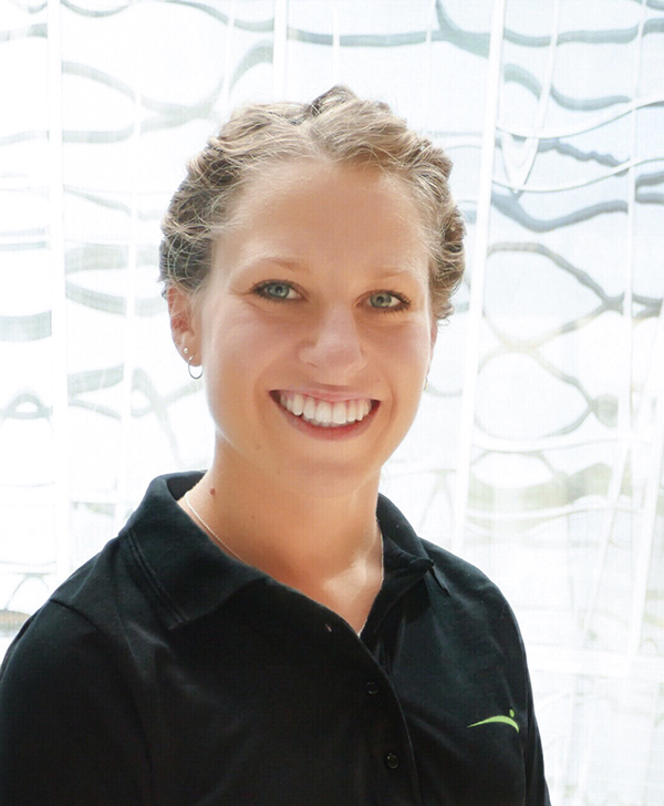 Lisa-Marie Stahl Physiotherapeutin Six One Physio Concept Berlin-Mitte